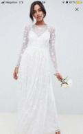 Платье свадебное, секонд хенд купить оптом на терминале