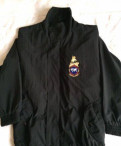 Куртка летняя, чёрная M.A.P. Made in USA, мужские костюмы бордового цвета