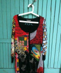 Модели платьев горох, desigual платье триктажное размер М, Санкт-Петербург