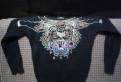 Реплика брендовой мужской одежды из китая, свитер с вышивкой Kenzo