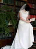 Свадебное платье р. 46-50, одежда изо льна магазин