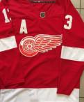 Мужская одежда фирмы henderson, хоккейный свитер nhl Detroit adidas Дацюк