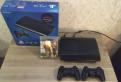 Sony PS3 на 500гб с 75 играми