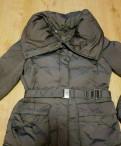 Пуховик Trussardi оригинал, зимняя верхняя одежда для женщин дубленки