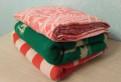Уютные разноцветные одеяла, Мурино