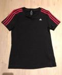Спортивная футболка Adidas, одинаковая одежда для папы и сына купить