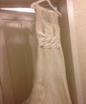 Платья на выпускной в пол купить дёшево, свадебное платье