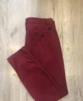 Брюки Lacoste, джинсы мужские классика темно синие купить
