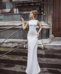 Атласное свадебное платье А1934, XS, ларедут магазин одежды