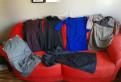 Пакет вещей - 6 платьев и 2 болеро, купить осеннее пальто из плащевки