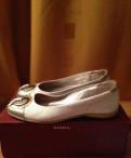 Купить весенние ботинки женские недорого в интернет магазине, балетки кожаные. Botticelli, Светогорск