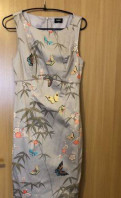 Платье нарядное, купить шубу из канадской лисы