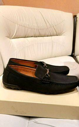 Мокасины, мужская обувь геокс