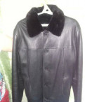 """Кожаная куртка """"Лапландия"""", модные женские пальто в клетку"""