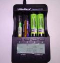 Зарядное устройство LiitoKala Lii-500 (новое)