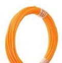 Пластик для ручки оранжевый 10м ABS