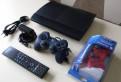 PS3 SuperSlim500гб fifa 19 GTA5 38+Игр 2дж