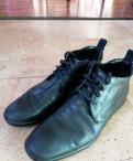 Ботинки KalvinKlein, мужская обувь полуботинки