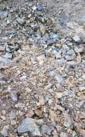 Мелкий скальный вскрышной грунта