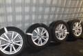 Шины с дисками от BMW X5, колеса на бмв оригинал, Кингисепп