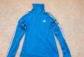 Лыжная водолазка Adidas и лыжная куртка, рубашки мужские зимние