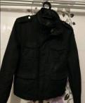 Мужские куртки с волчьим мехом, куртка мужская