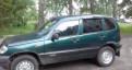 Chevrolet Niva, 2005, купить авто киа оптима с пробегом