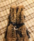 Горнолыжная одежда швейцария, жилет меховой