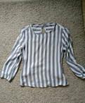 Блуза bershka новая, платья из шифона мятного цвета