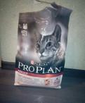 Корм ProPlan для взрослого кота со вкусом лосося