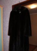 Норковая шуба, lusio женская одежда
