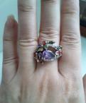 Серебряное кольцо, Луга