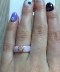 Новое кольцо из керамики с биркой, Металлострой