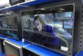 Телевизор 4К 50дюйм Yasin SmartTV+ 1 Год Гарантия