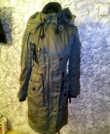 Купить женский пуховик саваж, курточка весна-осень