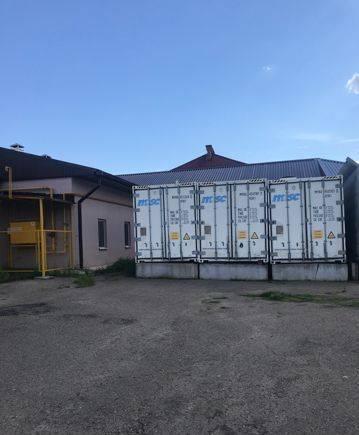 Пищевое производственное помещение 900 кв. м