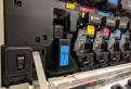 Цветной принтер А3 формата Konica Minolta 8650, Тельмана