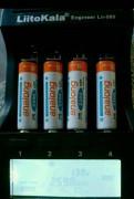 Аккумуляторные батареи аа (Пальчиковые) 2200 mAh