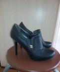 Продам осенние-весенние ботинки (маломерки), зимняя обувь саламандра