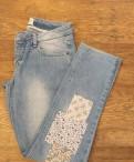 Женская одежда больших размеров марки лина, джинсы ichi