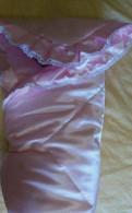 Конверт-одеяло для новорожденной