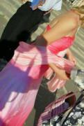 Женские нарядные костюмы, платье вечернее (выпускное)