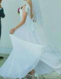 Свадебное платье Papilio, норковые шубы жилетки