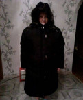 Пуховик calvin klein размер, продам зимнее пальто