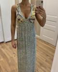 Платье Сарафан, интернет магазин сток и секонд-хенд одежды бантик