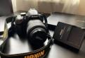 Зеркальный фотоаппарат Nikon D3200 + VR 18-55