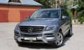 Mercedes-Benz M-класс, 2013, купить бу машину 2110