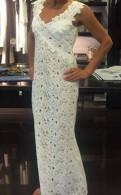 Платье Ermanno Scervino лето 2019 новое, красивые халаты с запахом