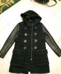 Куртка демисезонная, модели размера плюс одежда, Романовка