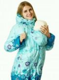 Зимняя слингокуртка 44-46, одежда для зимнего бега купить